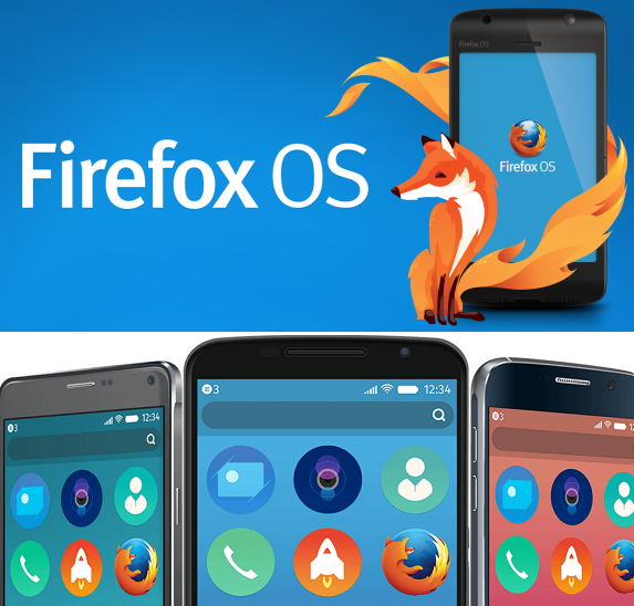 Mozilla Firefox Operating System