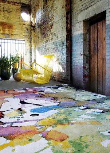 Lantai Rumah Penuh Warna 1