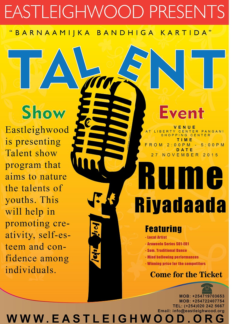 Talent Show Event