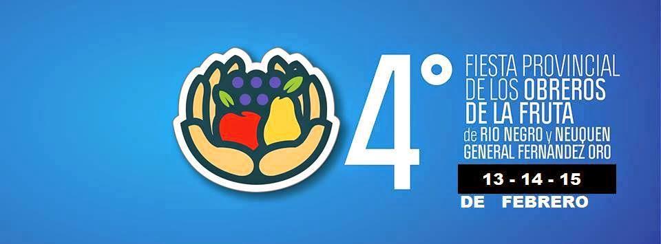 Fiesta provincial de los Obreros de la Fruta