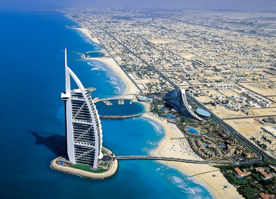 The world visit dubai hotels 7 star for Top 10 5 star hotels in dubai