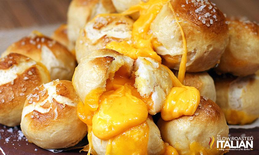 http://www.theslowroasteditalian.com/2013/09/outrageously-cheesy-stuffed-pretzel-bombs-recipe.html