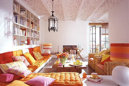 Delightfully Chic I Spy Moroccan Decor
