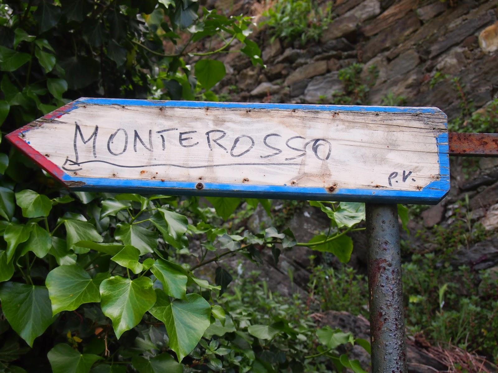Monterosso Village in Cinque Terre, Italy