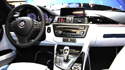 BMW Alpina B5 Biturbo Blue 2016 Car Review