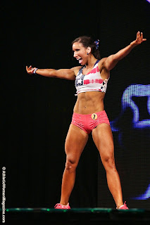 fitness competitor Fawn Clark Fitness Fawn