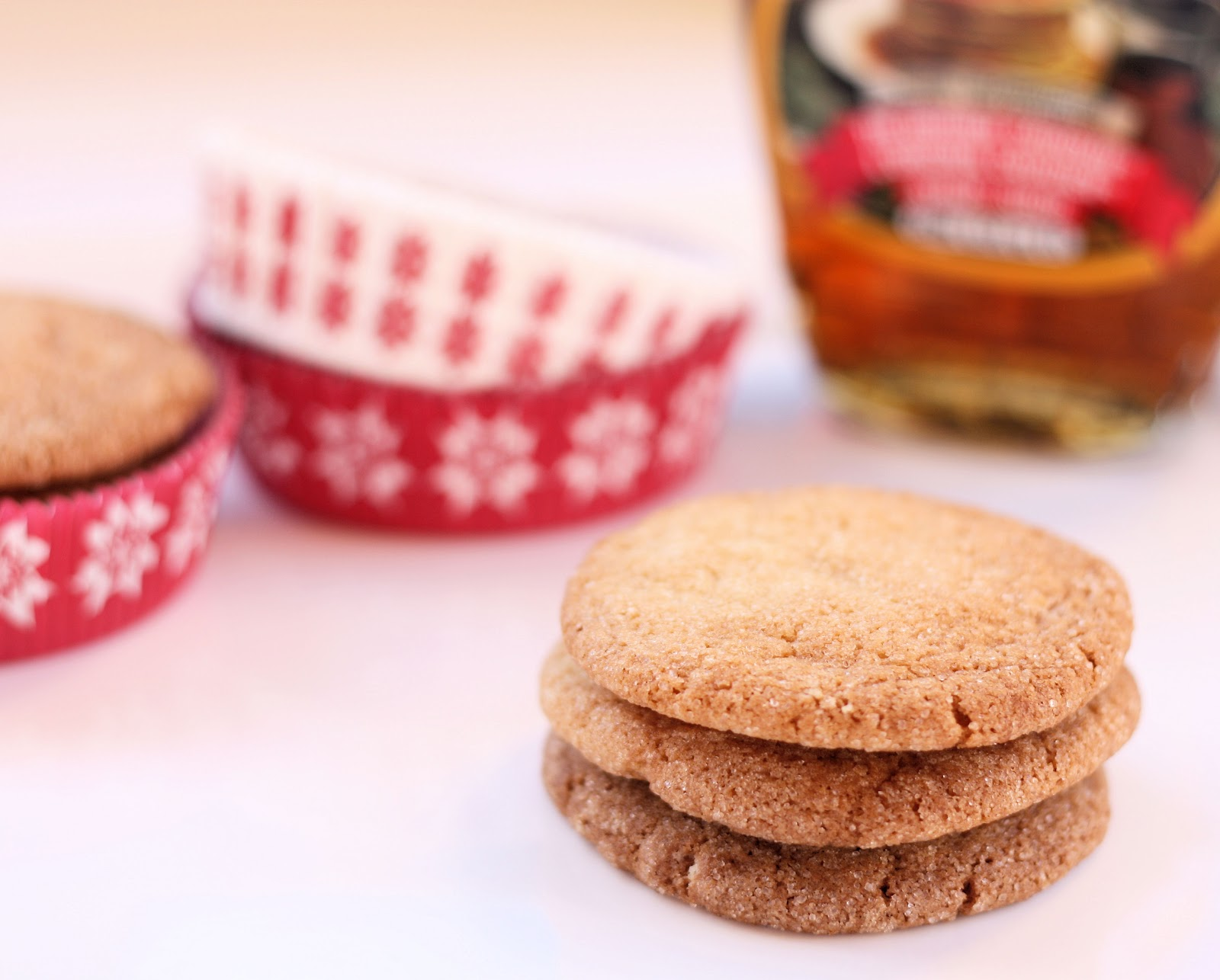 Maple Cookies - A Spoonful of Sugar