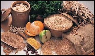 Berbagai Macam Sumber Karbohidrat, Buah, Sayur, Biji-bijian dan Makanan Olahan
