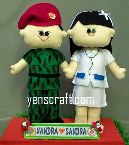 Labels: boneka profesi bida , boneka profesi perawat