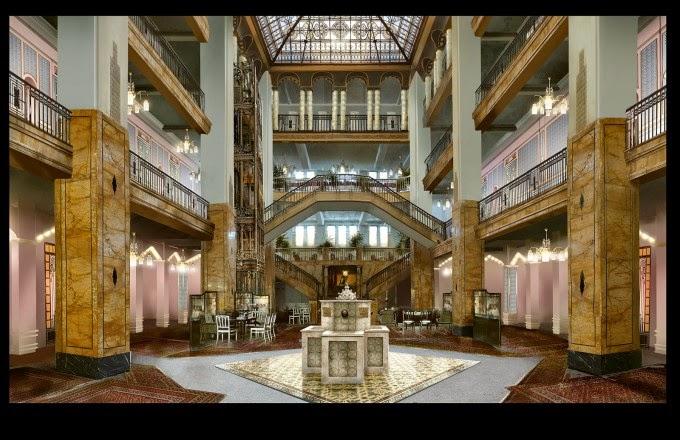 Interior relooking l 39 arredamento e l 39 architettura in for Arredamento art nouveau