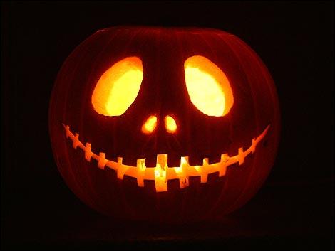 Brujería del Cerco : El origen de las calabazas de Halloween