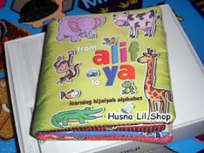 Alif to Ya