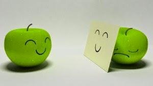Menghilangkan stres dengan menghibur diri sendiri