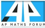 AP MATHSFORUM