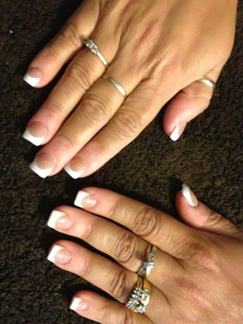 Classic-French-white-nails-acrylic-backfill-LED-polish-Pedicure-Gel-Nails-Polish-LED-Polish-LED-Nails-Manicure-Acrylic-Nails-Nail-Art