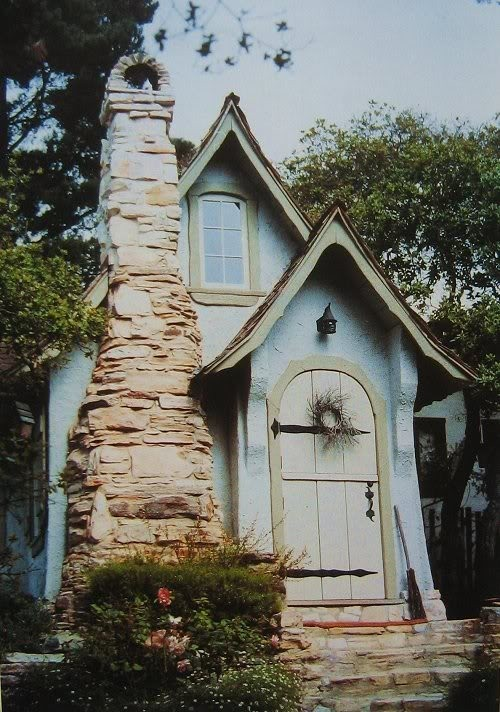 All Things Architecture Fairytale Town Carmel By The Sea