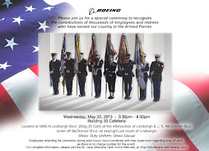 Boeing Memorial Day Ceremony