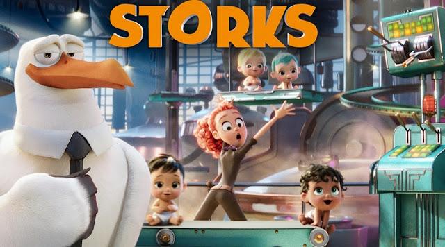Veja o primeiro trailer da animação Cegonhas,