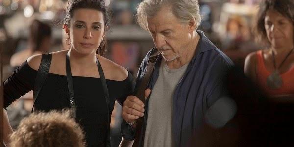 """Nadine Labaki e Harvey Keitel no segmento """"O Milagre"""" de RIO, EU TE AMO"""