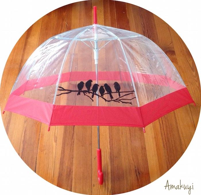 DIY: Cómo personalizar nuestro paraguas
