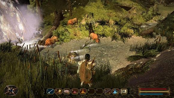 Gothic 3 Forsaken Gods Enhanced Edition PC Screenshot Gameplay 1 Gothic 3: Forsaken Gods Enhanced Edition PROPHET