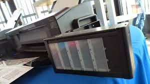 Epson Colour Printer With Ink Tank