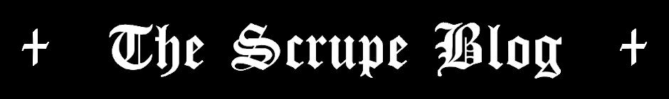 The Scrupe Blog: