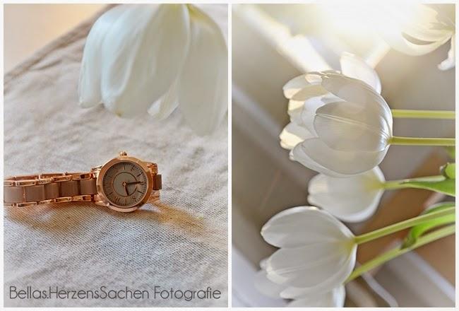 Uhr Tulpen