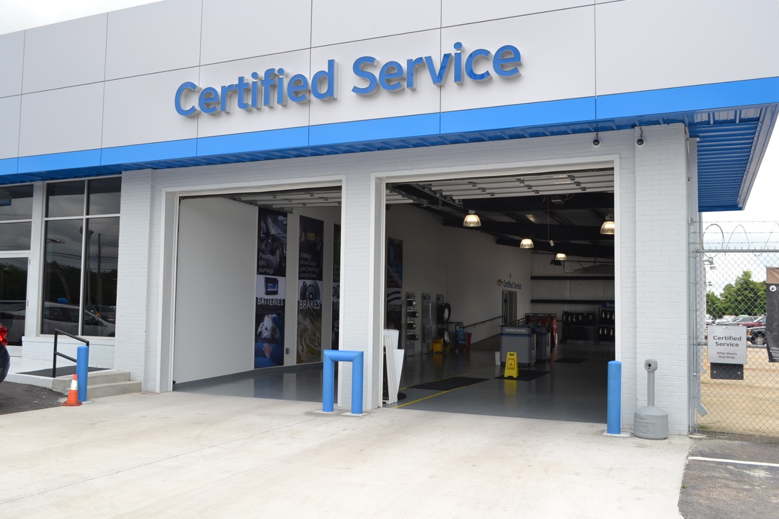 Perry Auto Group Service Center