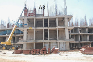 Amrapali Dream Valley High-Rise :: Construction Status