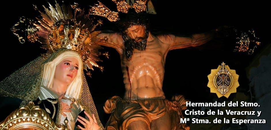 Hermandad del Santísimo Cristo de la Vera+Cruz y María Santísima de la Esperanza