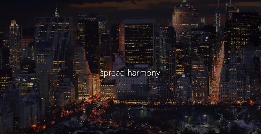 Comercial de Natal da Microsoft - 2015