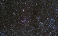 Nebulosas en carina
