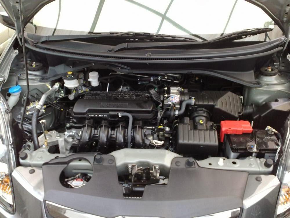 Berikut Spesifikasi Honda Brio Satya E / tipe tertinggi