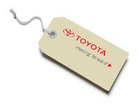 Price list Toyota. Daftar harga Mobil Toyota di Jakarta