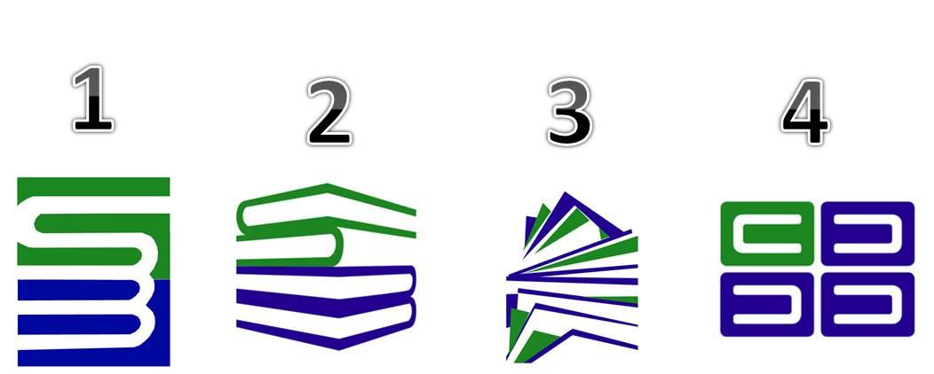 Biblioteca central eesc logotipo da biblioteca for Logotipos de bibliotecas