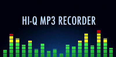 Hi-Q MP3 Voice Recorder (Full) v1.10.2 Apk