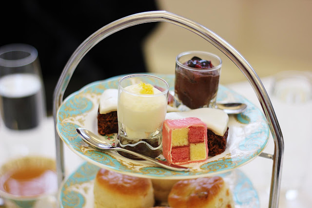 The best afternoon teas London