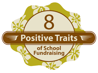 8 Positive Traits of School Fundraising