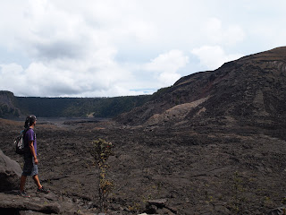 Caldera del Kilauea - Hawaii