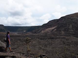 Caldera del Kilauea - Hawaii