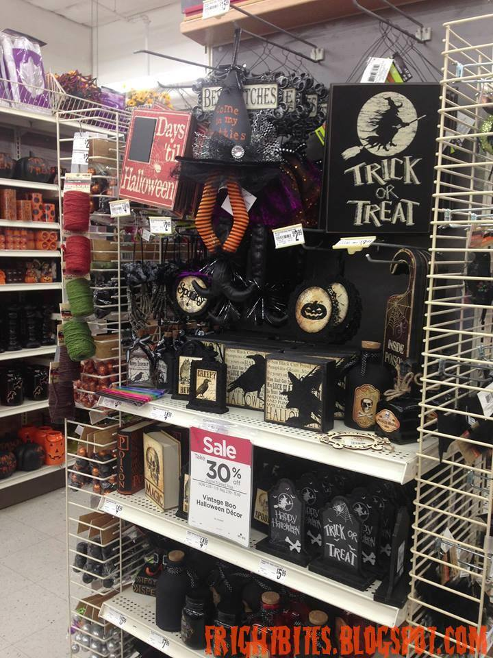 it appears michaels already has most of their halloween decor on sale seems a bit early for their halloween items to be on sale but im not complaining - Michaels Halloween