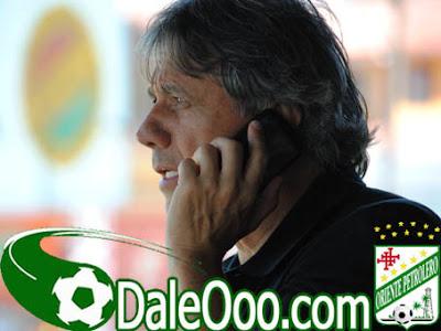 Oriente Petrolero - Luis Gonzales - Club Oriente Petrolero