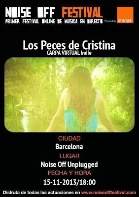Los peces de Cristina Noise Off Festival