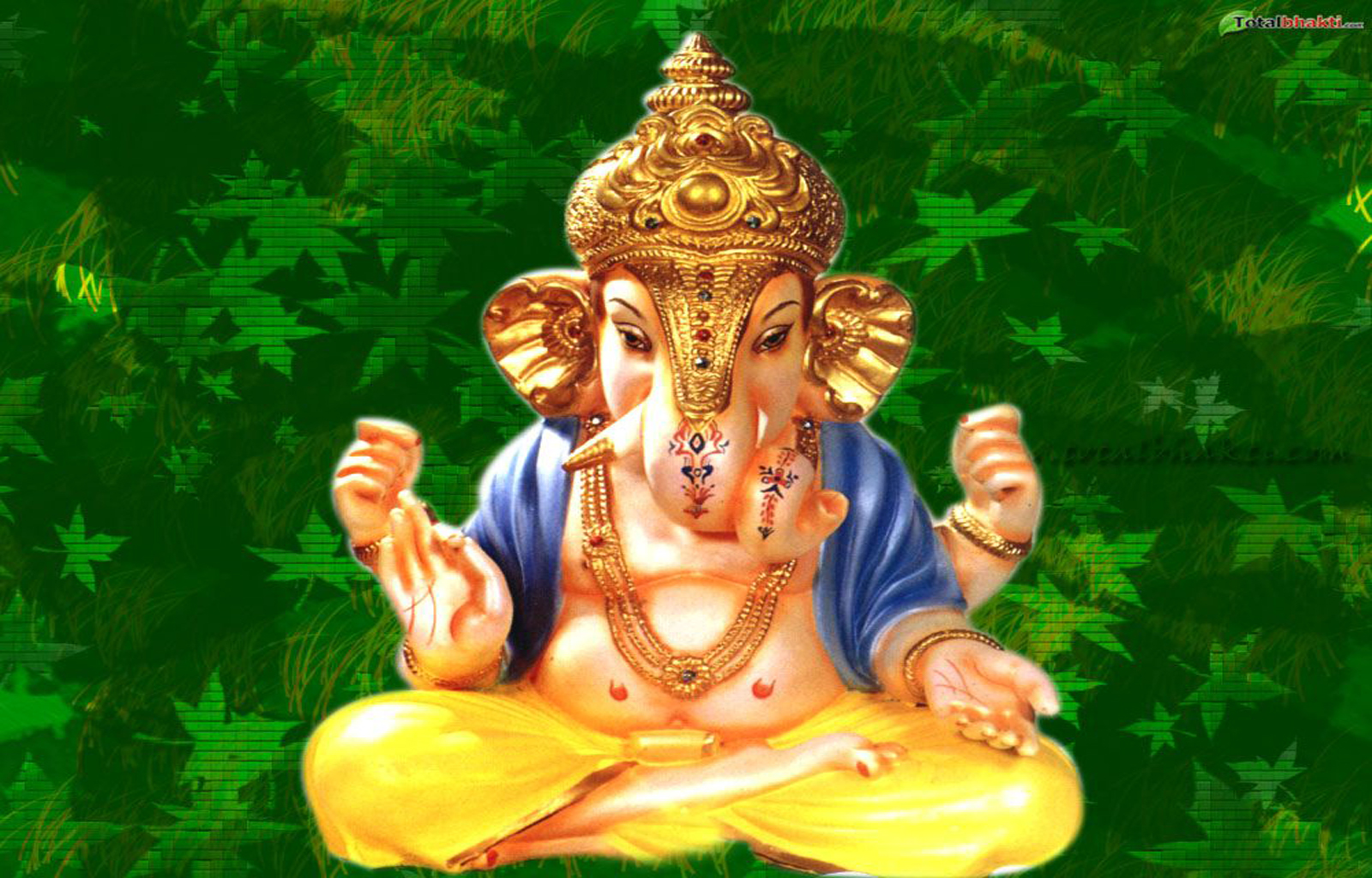 lord ganesha wallpaper computer background - photo #19