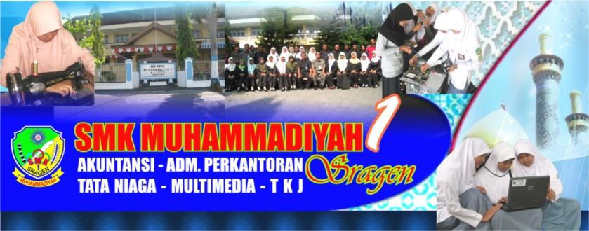 SMK MUHAMMADIYAH 1 SRAGEN