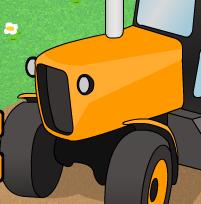 مزرعة موقف للسيارات