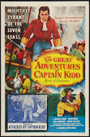 AS AVENTURAS DO CAPITÃO KIDD - 1953