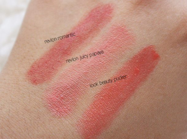 look beauty fat lips pucker review swatch swatches dupes