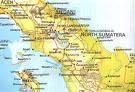 North Sumatera Map